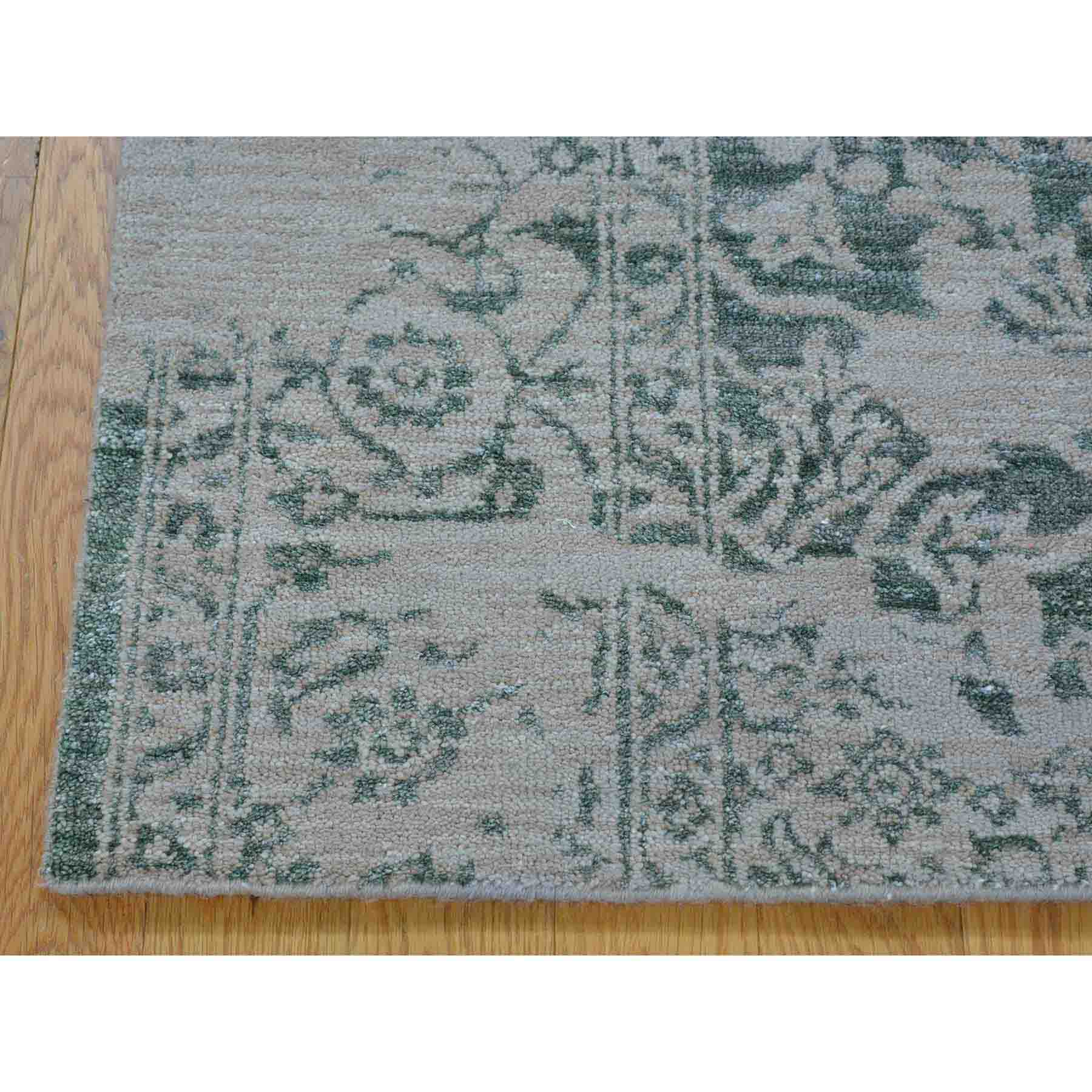 Heriz-Hand-Knotted-Rug-115860