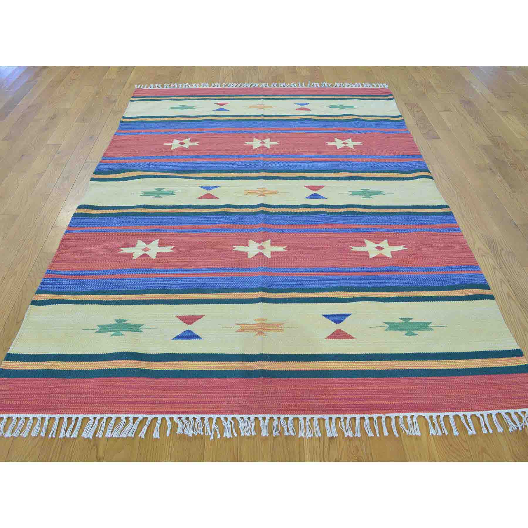 Flat-Weave-Hand-Woven-Rug-130625