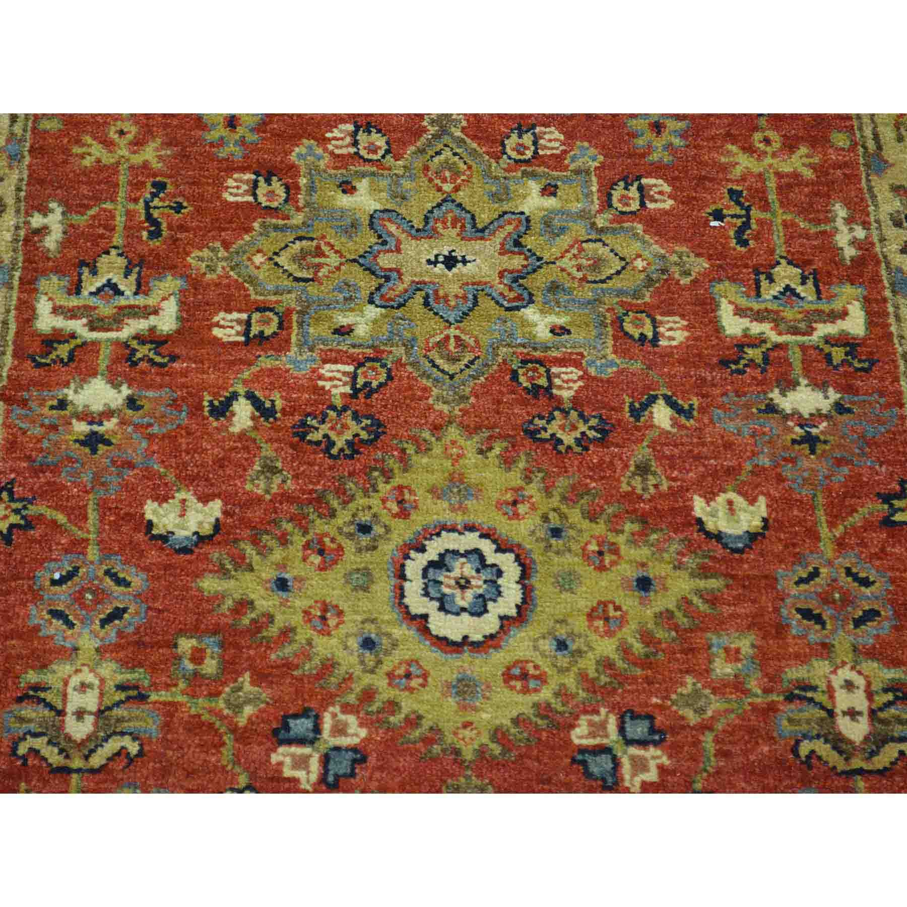 Heriz-Hand-Knotted-Rug-148505