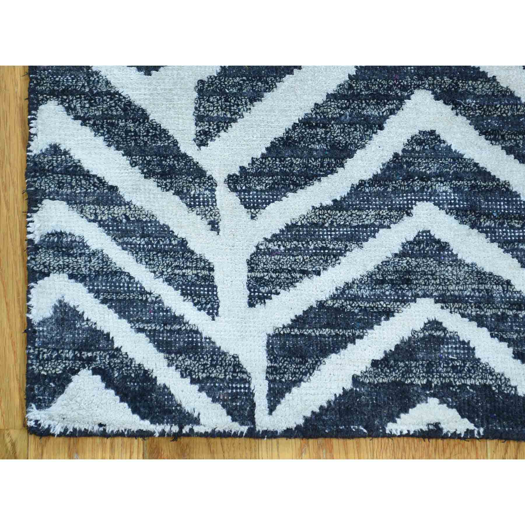 Modern-and-Contemporary-Hand-Knotted-Rug-151250