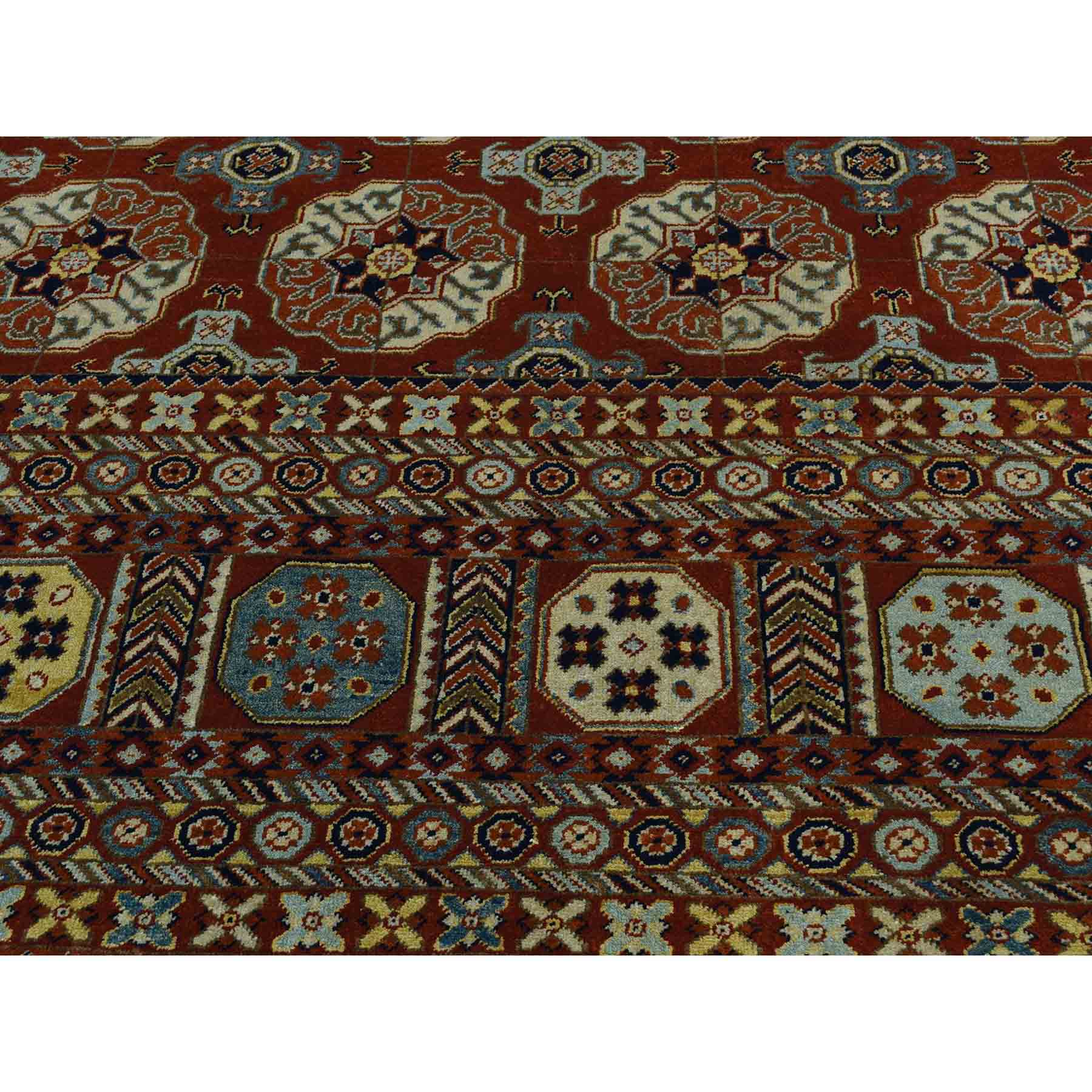 Tribal-Geometric-Hand-Knotted-Rug-171035