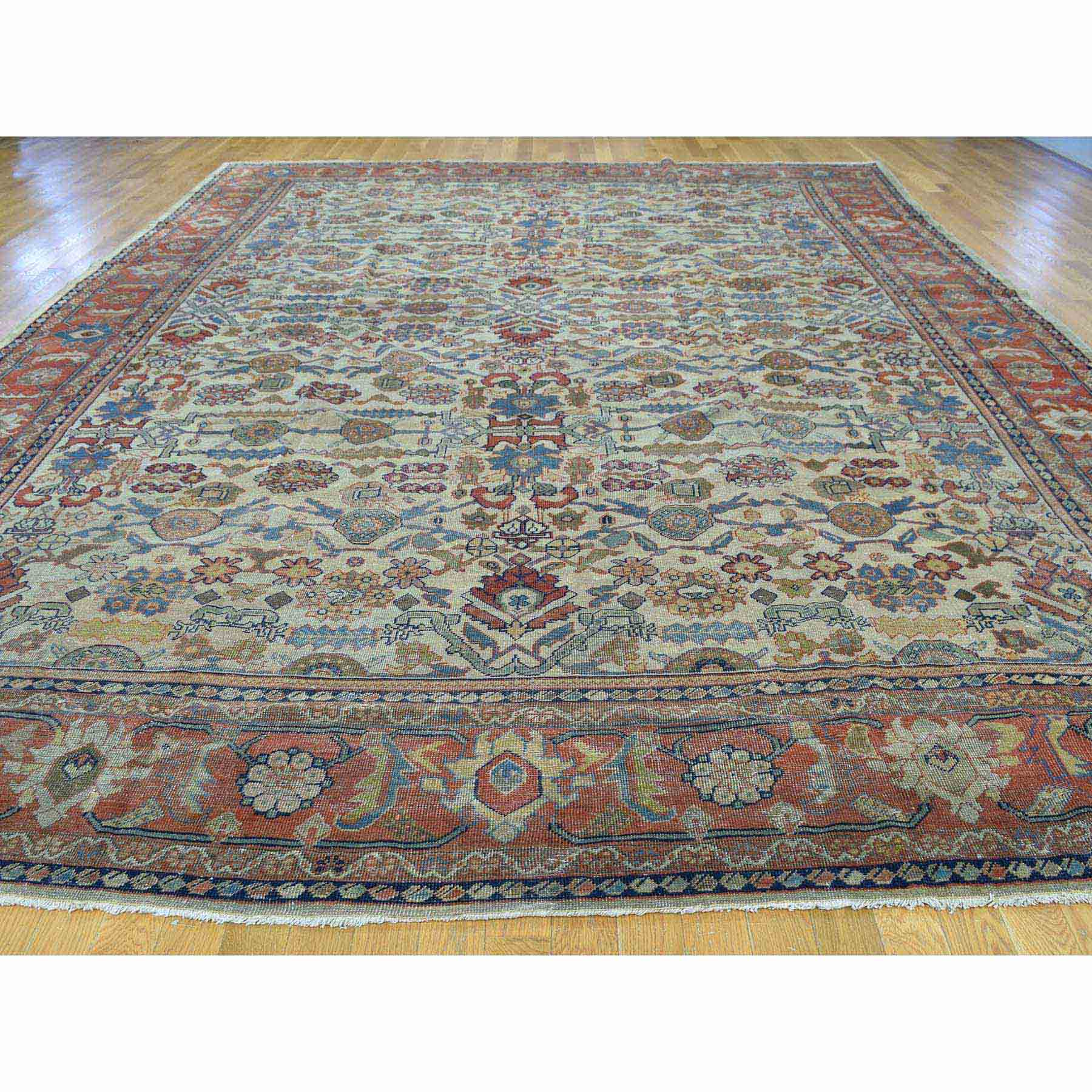 Antique-Hand-Knotted-Rug-173955
