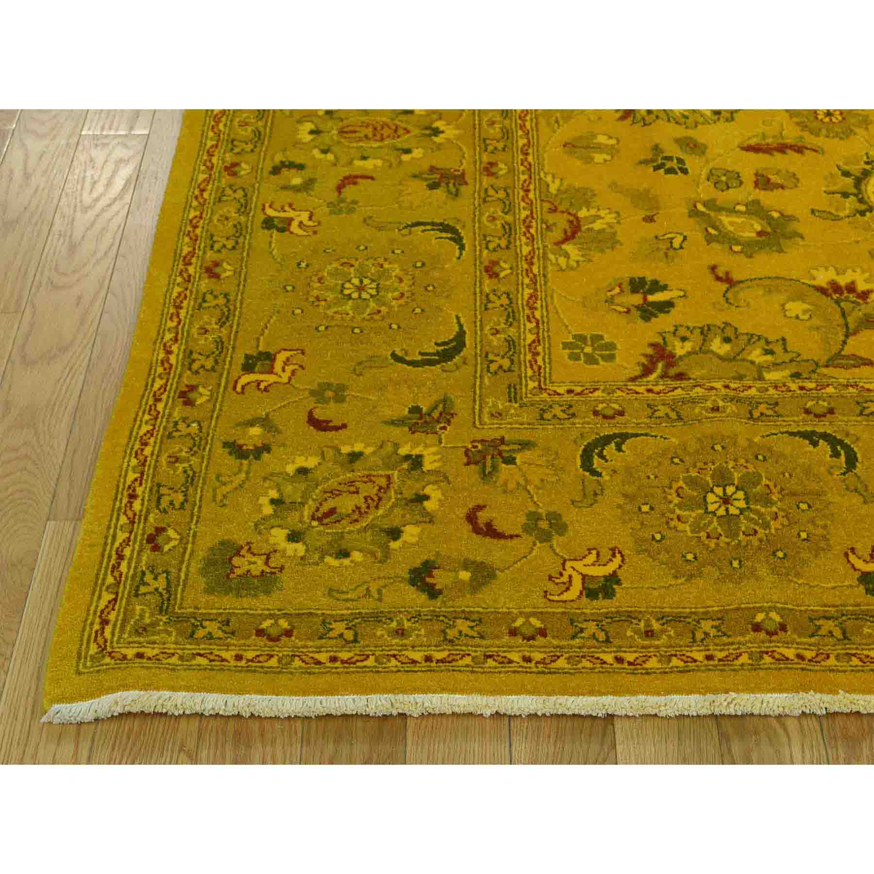 Overdyed-Vintage-Hand-Knotted-Rug-180425