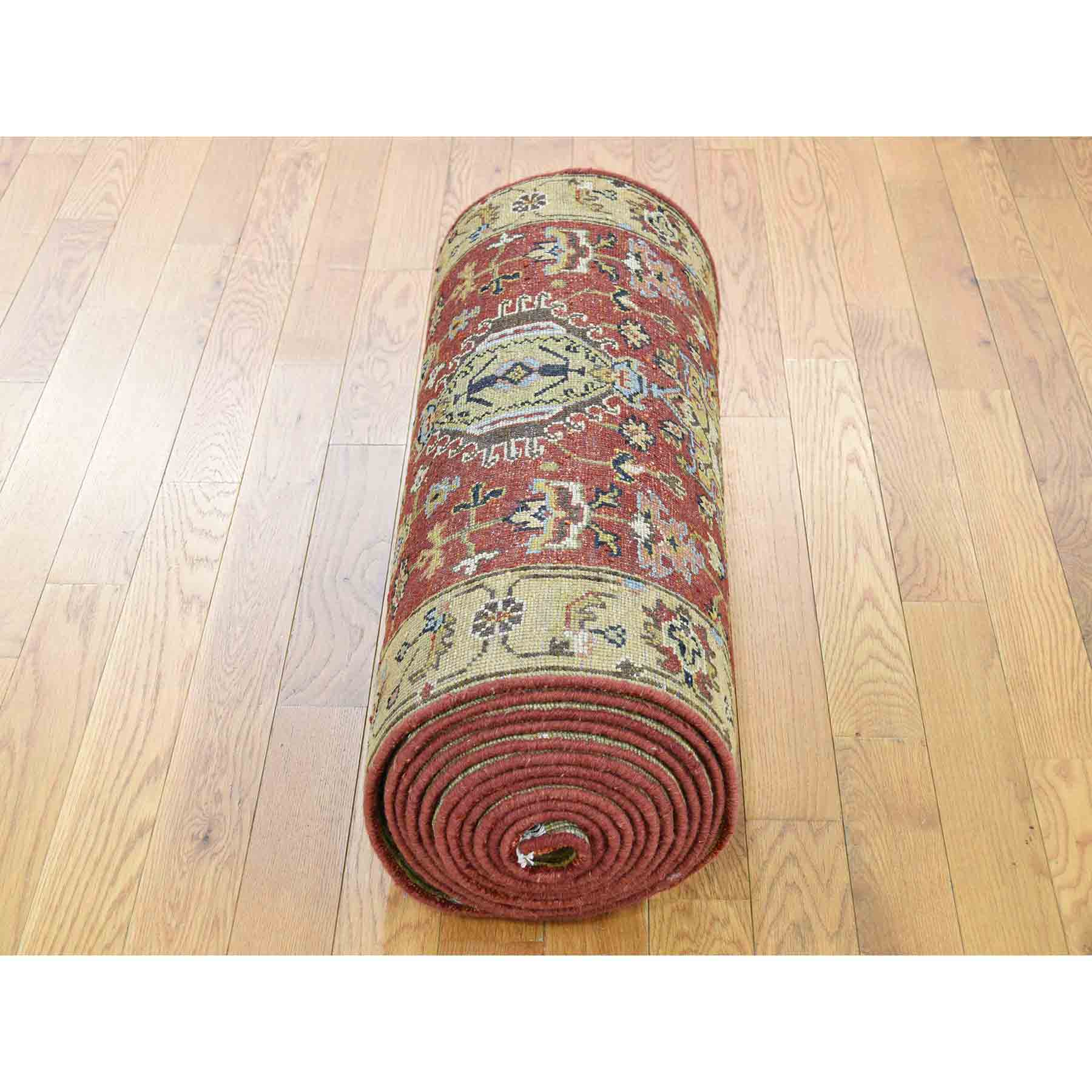 Heriz-Hand-Knotted-Rug-202000