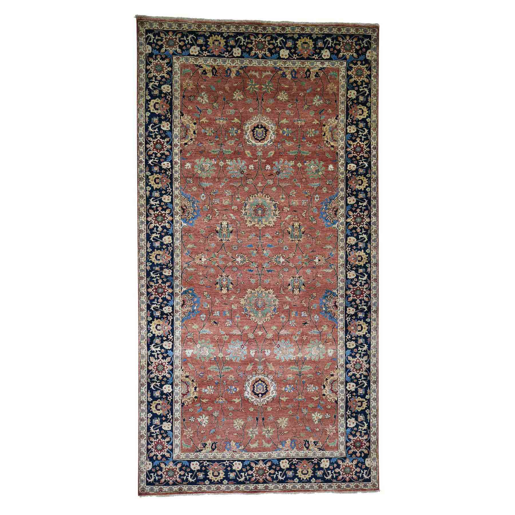 Heriz-Hand-Knotted-Rug-208565