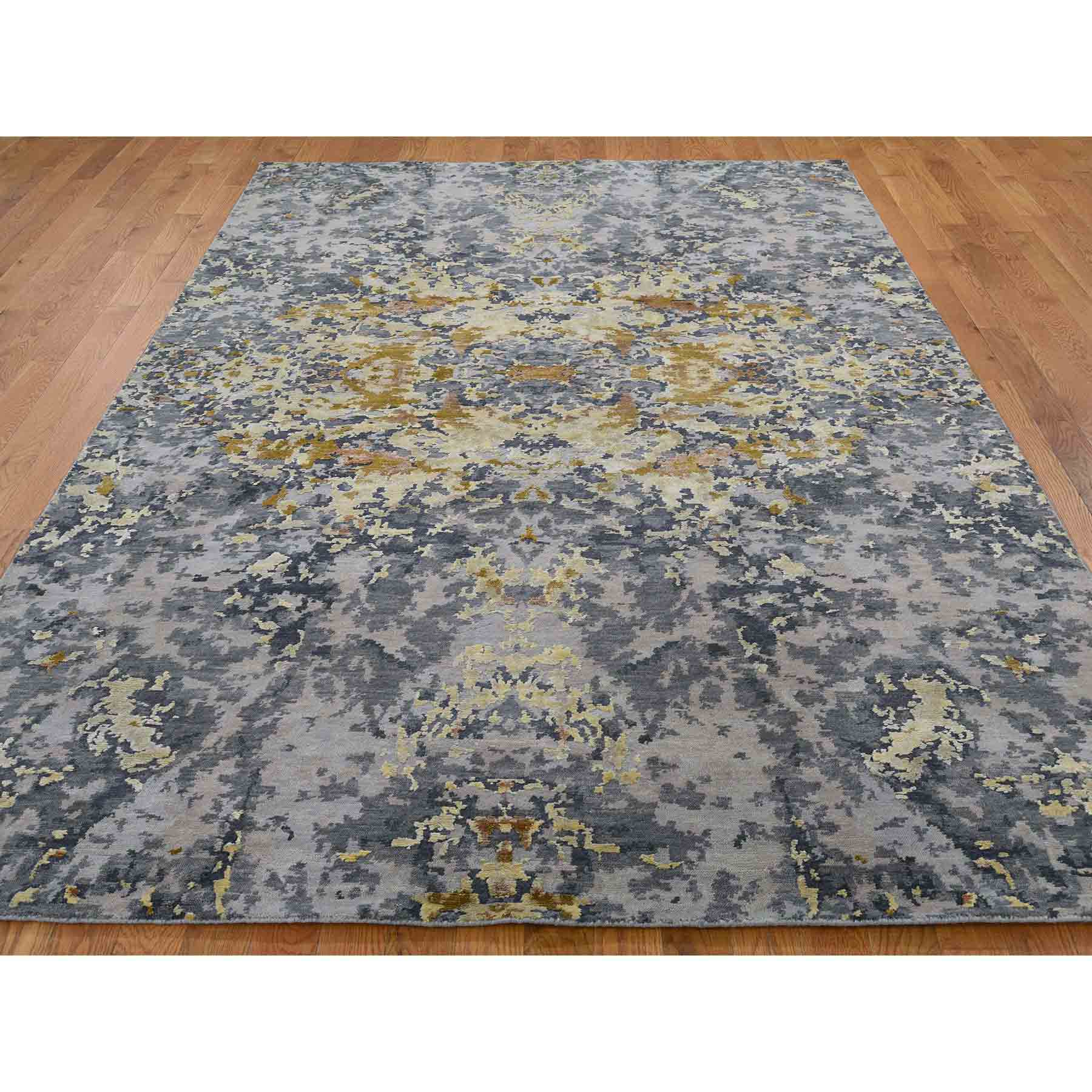 Modern-Contemporary-Hand-Knotted-Rug-208975