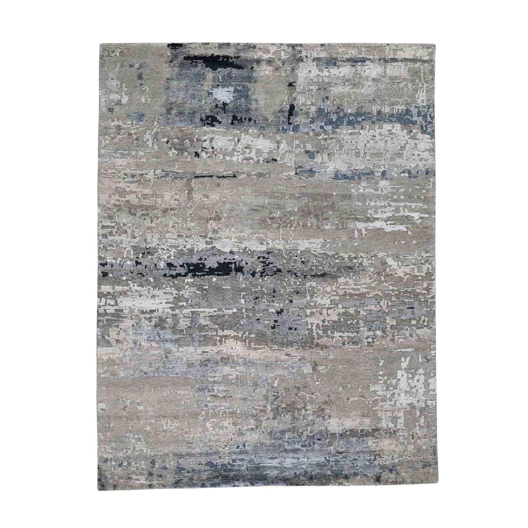Modern-Contemporary-Hand-Knotted-Rug-217300