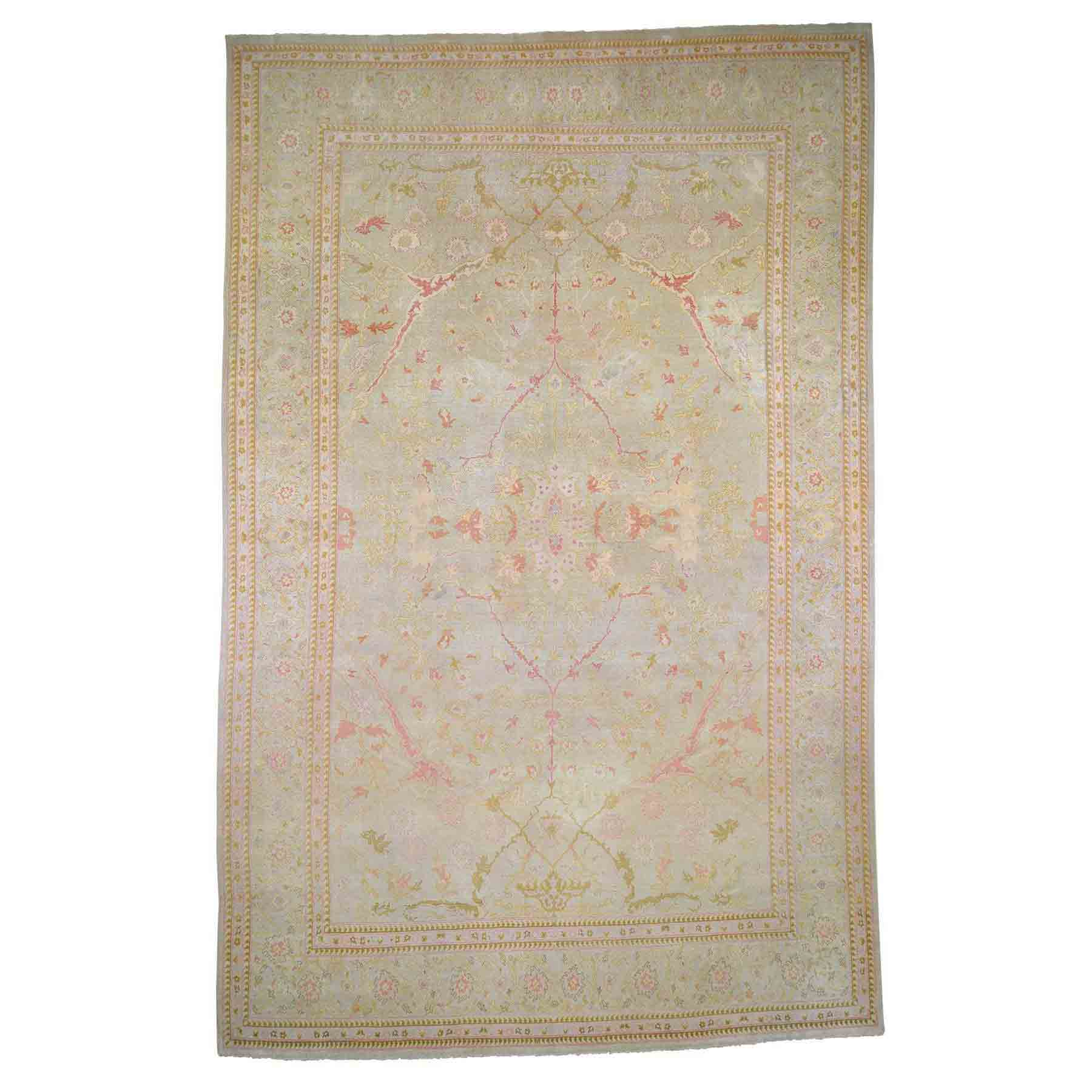 Antique-Hand-Knotted-Rug-230135