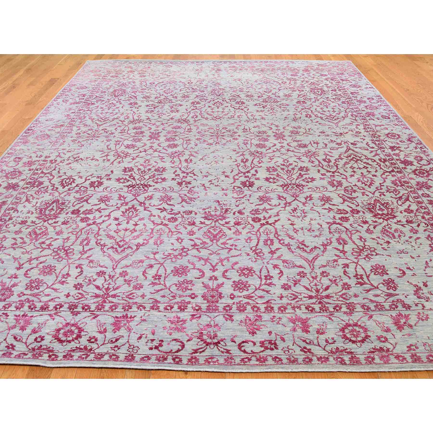 Modern-and-Contemporary-Hand-Knotted-Rug-230290