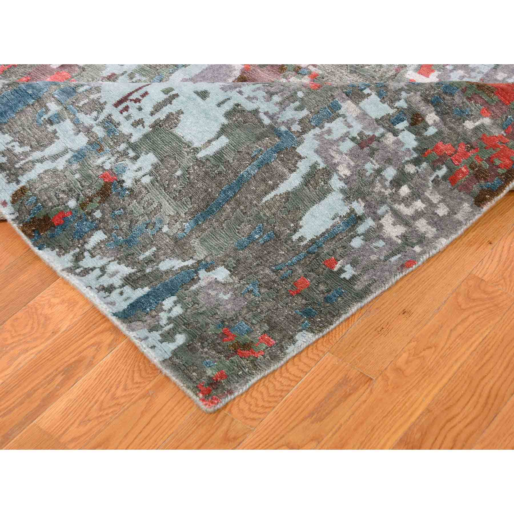 Modern-and-Contemporary-Hand-Knotted-Rug-231005