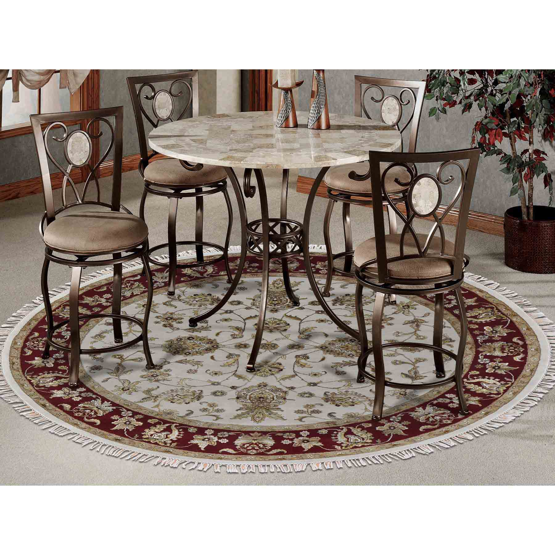 Rajasthan-Hand-Knotted-Rug-232480