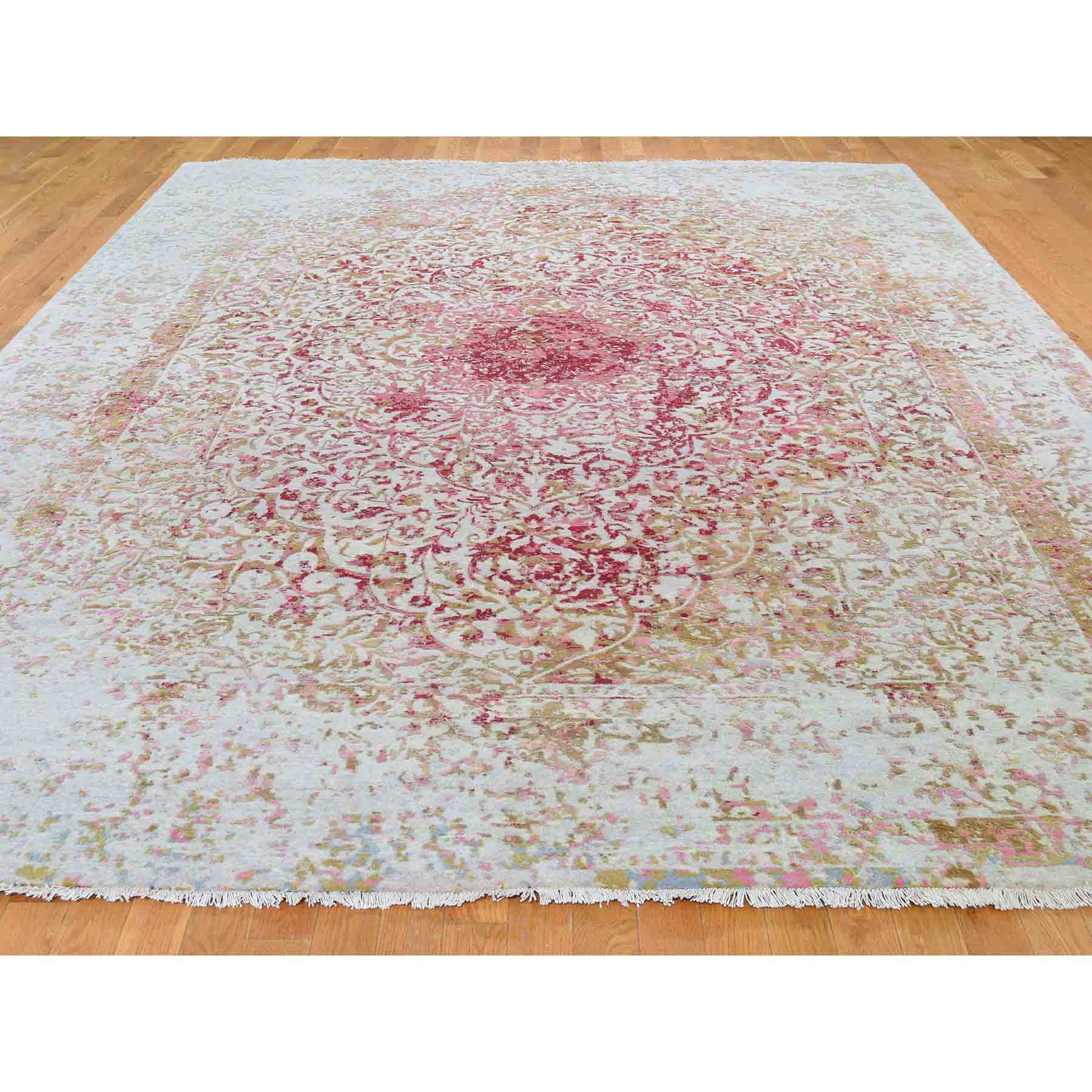 Transitional-Hand-Knotted-Rug-231200