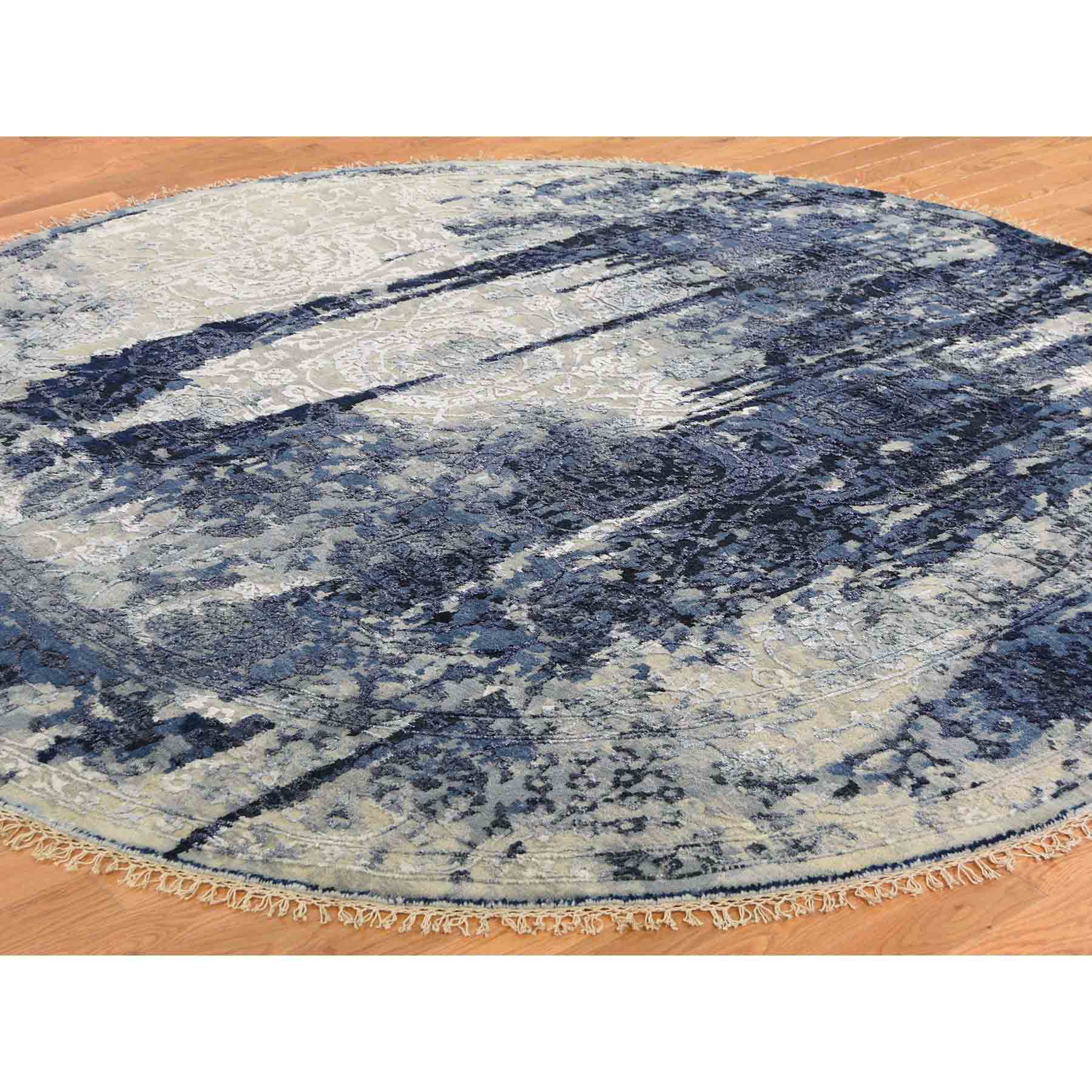 Transitional-Hand-Knotted-Rug-233220
