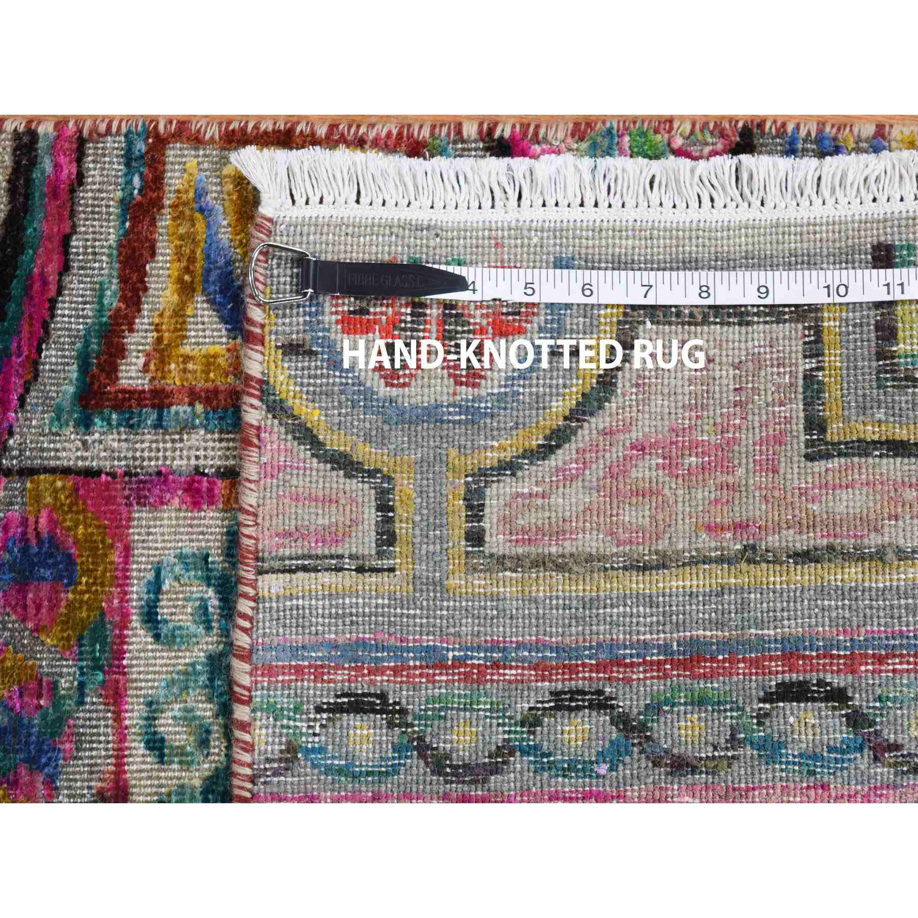 Wool-and-Silk-Hand-Knotted-Rug-234790