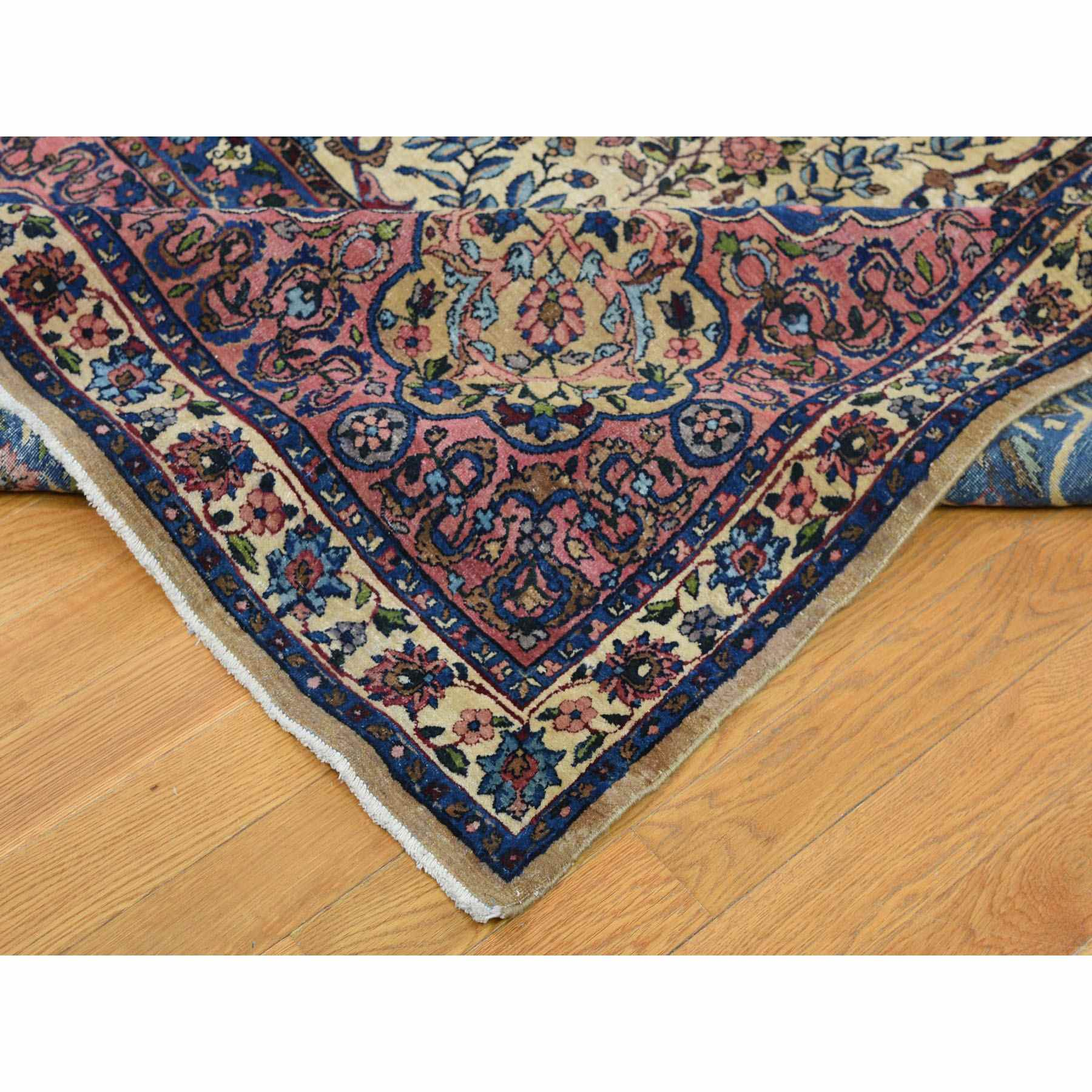 Antique-Hand-Knotted-Rug-235405