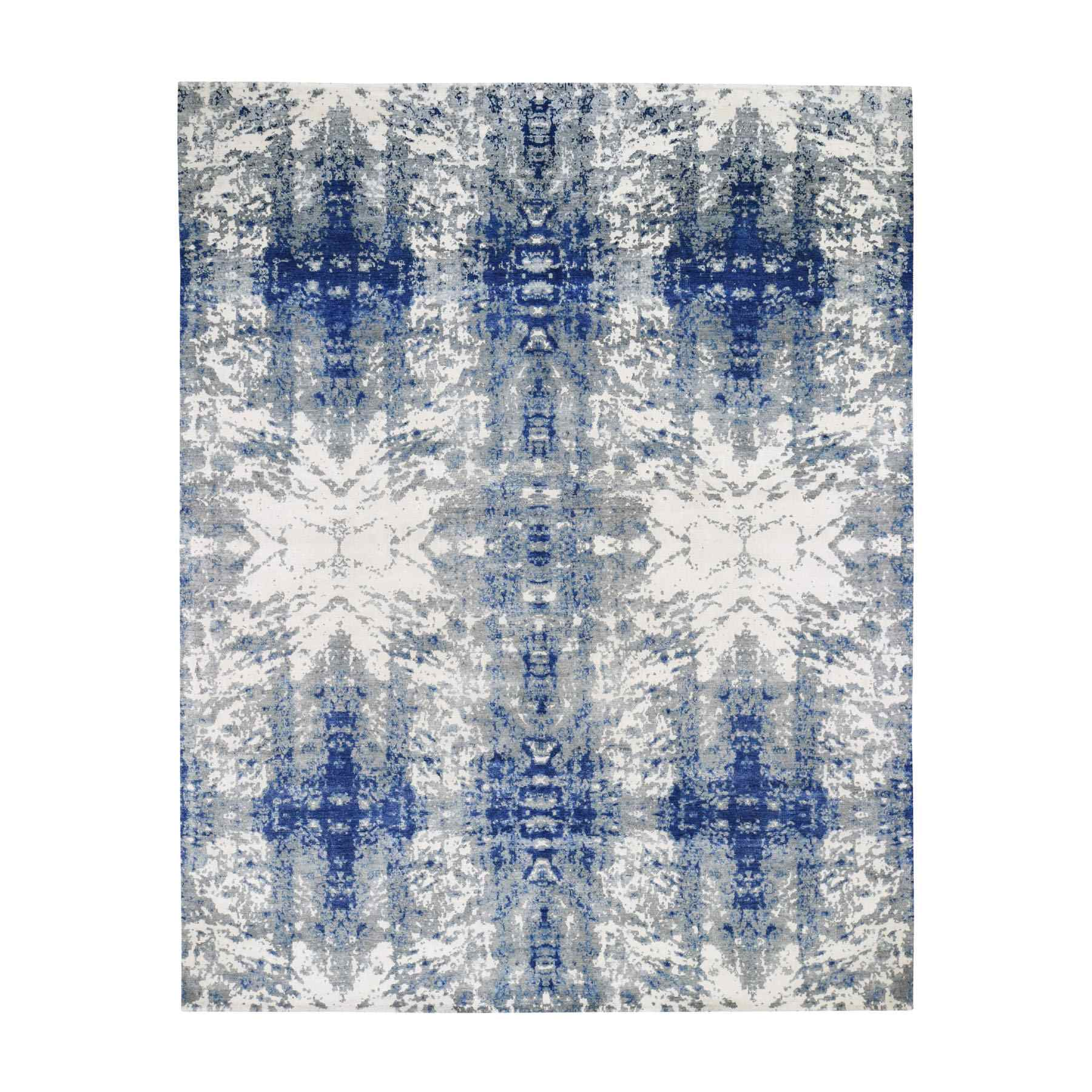 Modern-and-Contemporary-Hand-Knotted-Rug-235835