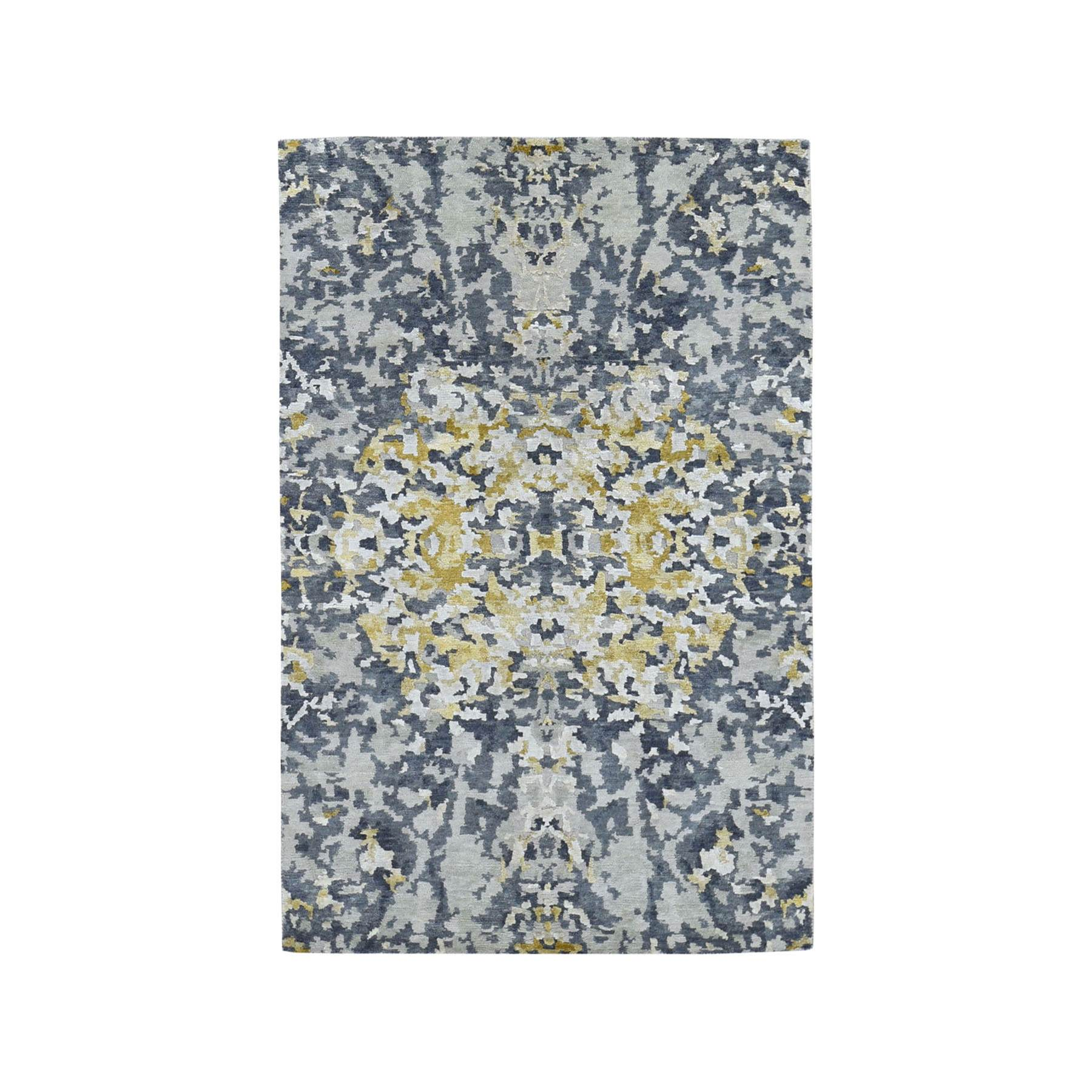 Modern-and-Contemporary-Hand-Knotted-Rug-237560