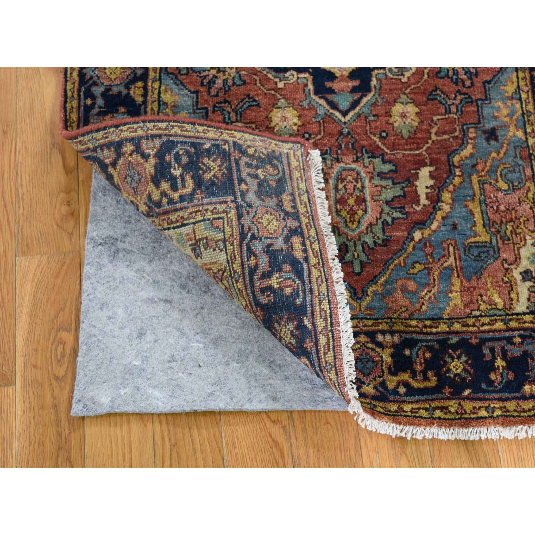 Heriz-Hand-Knotted-Rug-242225