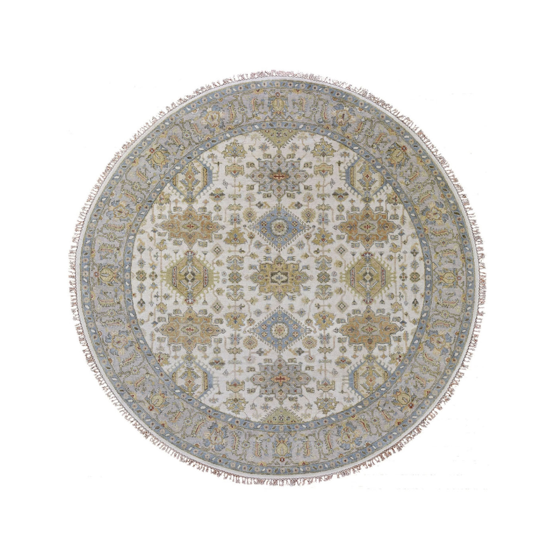 Heriz-Hand-Knotted-Rug-244315