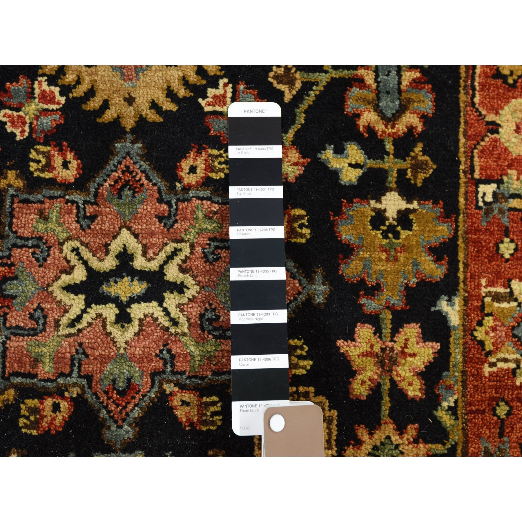 Heriz-Hand-Knotted-Rug-244885