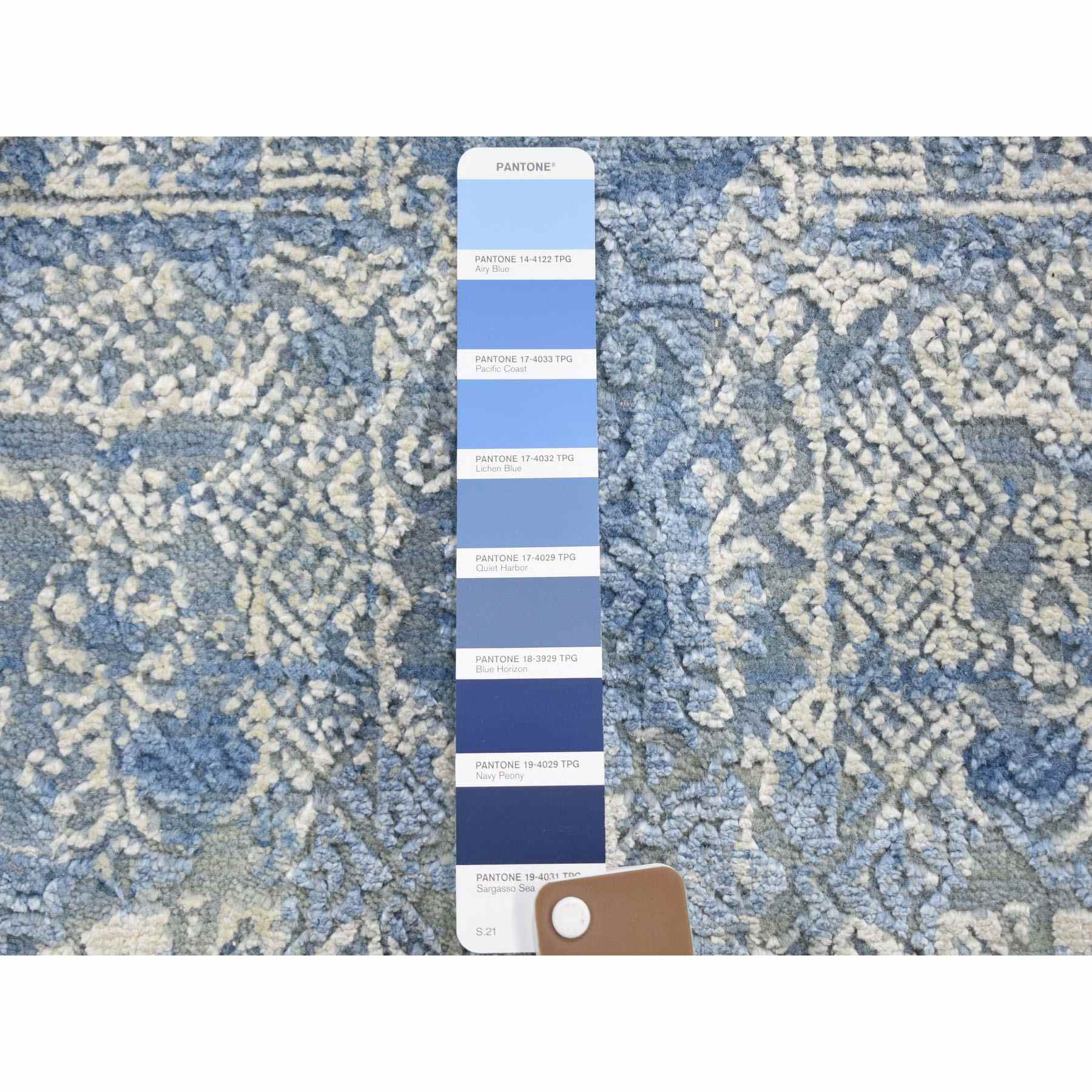 Transitional-Hand-Knotted-Rug-249745