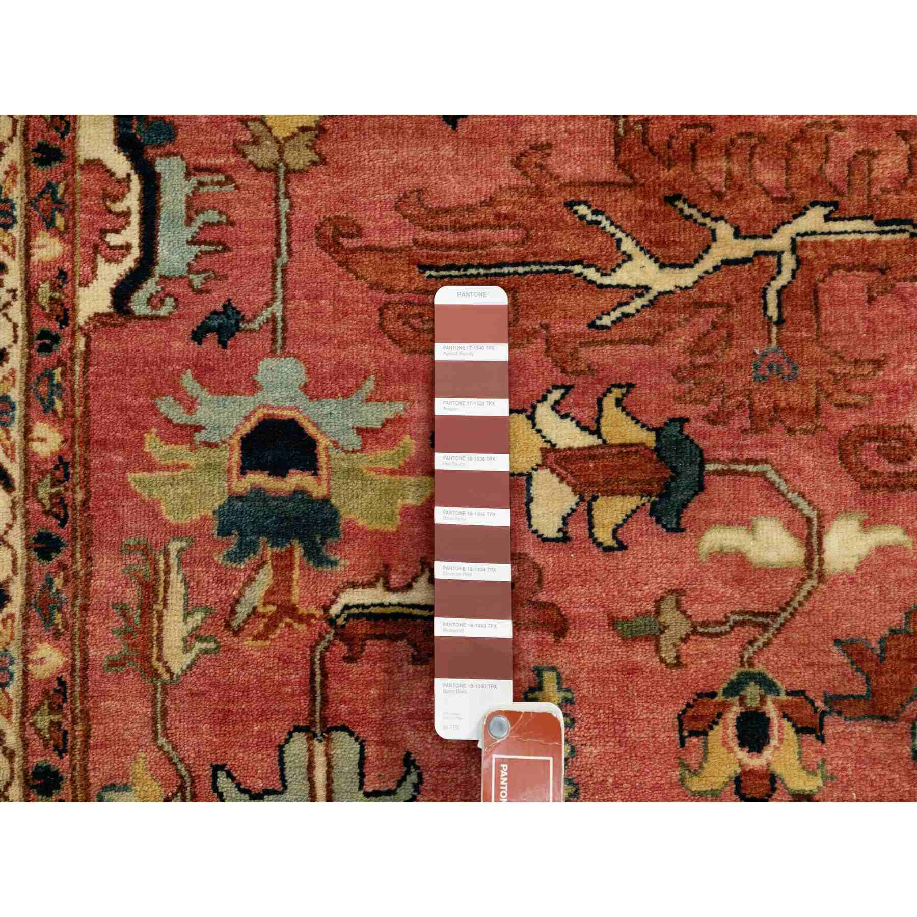 Heriz-Hand-Knotted-Rug-294970