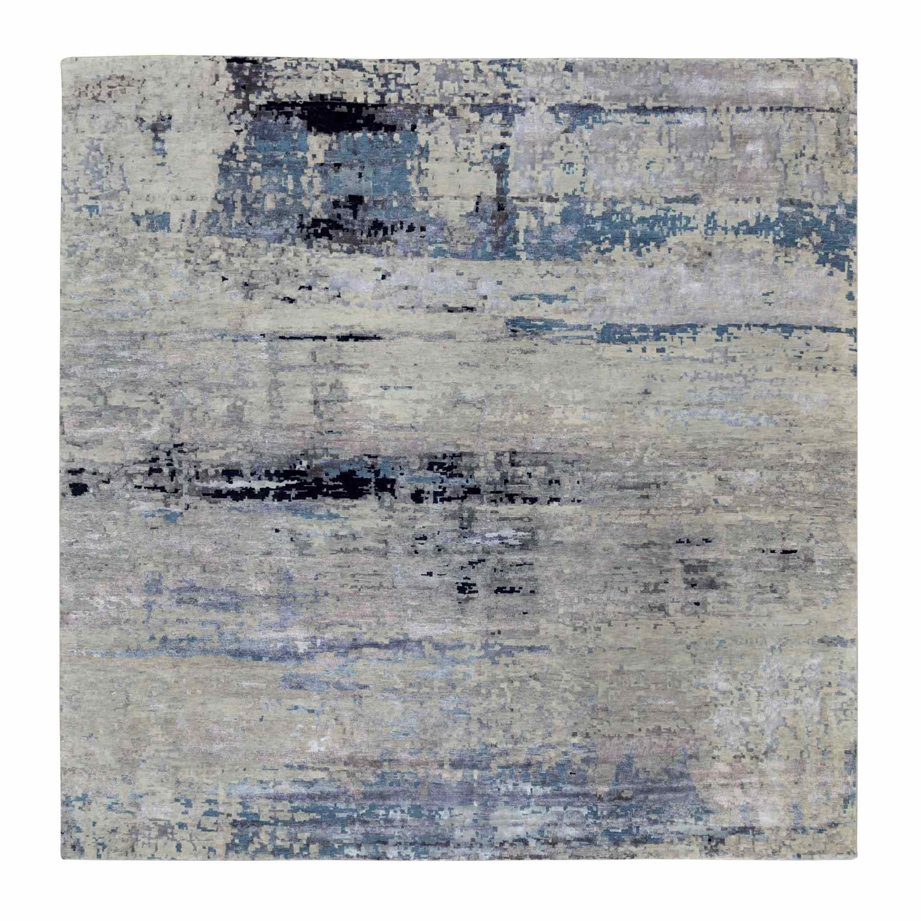 Modern-and-Contemporary-Hand-Knotted-Rug-292505