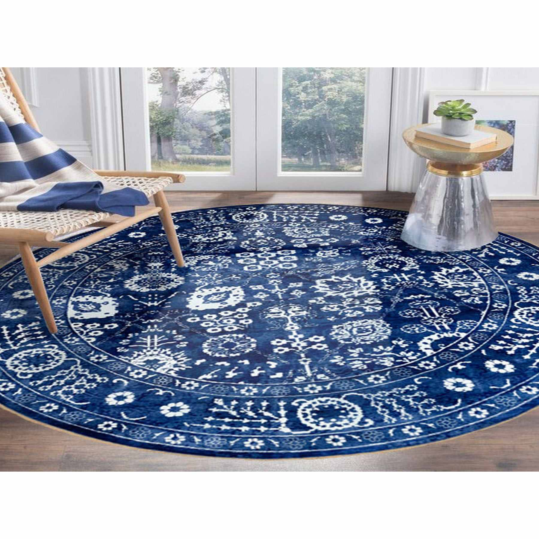 Transitional-Hand-Knotted-Rug-292810