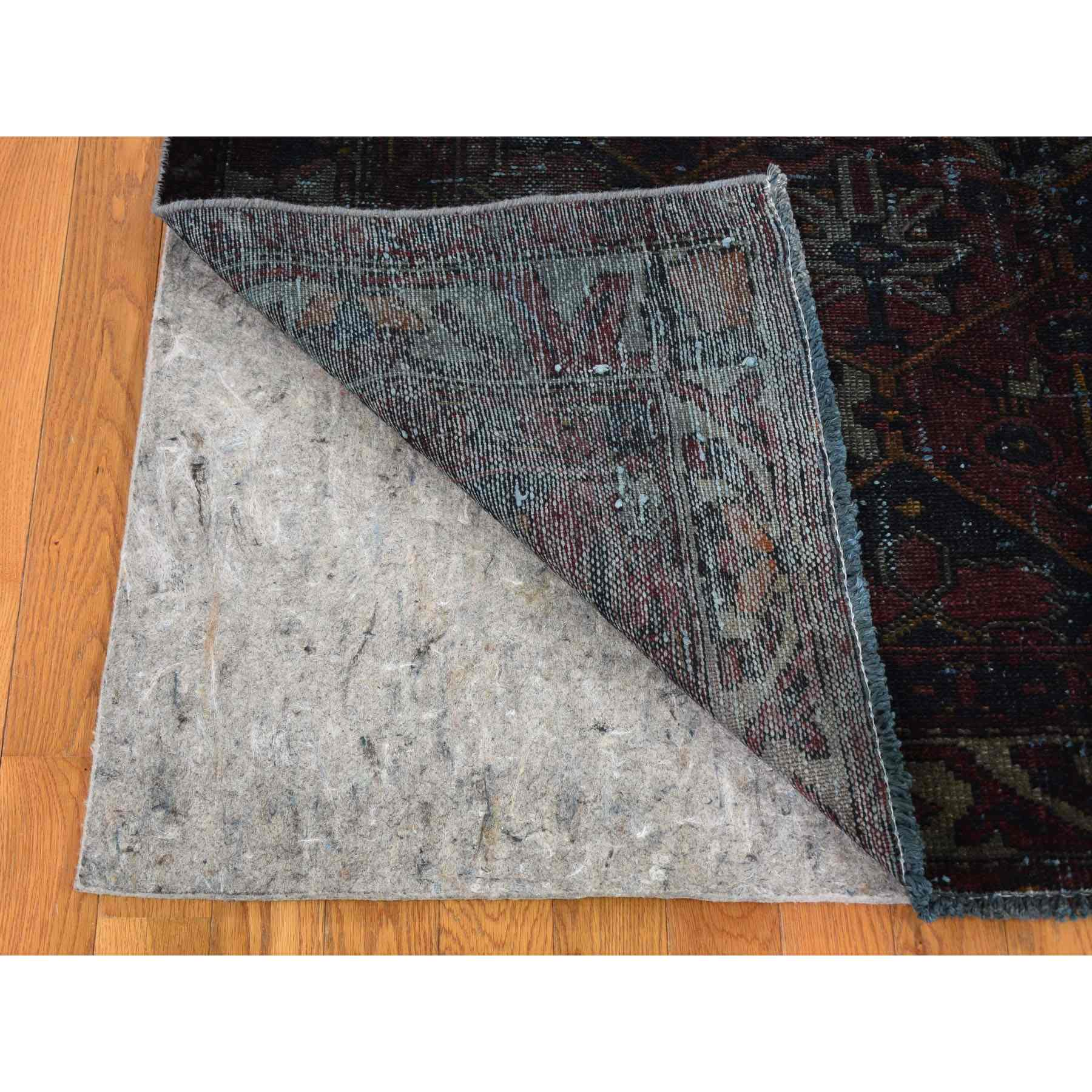 Overdyed-Vintage-Hand-Knotted-Rug-295935