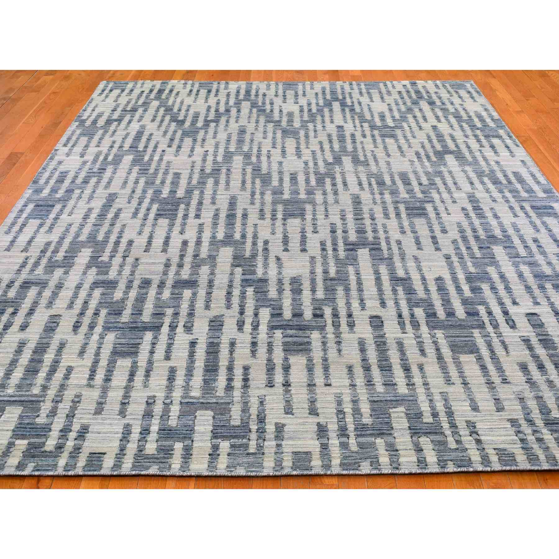 Modern-and-Contemporary-Hand-Knotted-Rug-332355